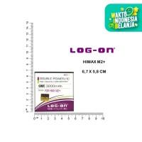 Log On Baterai HIMAX M2 PLUS H50