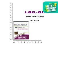Log On Baterai HIMAX 7M 4G LTE M25i
