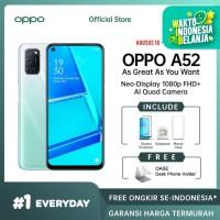 OPPO A52 Smartphone Special Online Edition 6GB/128GB Ramadan Promo