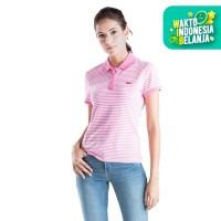 Levi's Slim Polo Buffy Sachet Pink/White