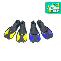 Kaki Katak Sepatu Renang Katak Snorkeling Diving Fin Seals LX 2402