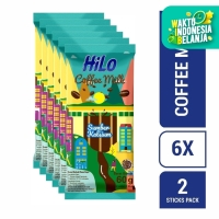 HiLo Coffee Milk Pillow Bag (12 Sch) - 6 Bag