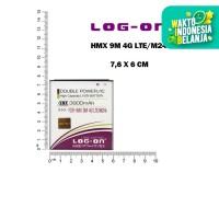 Log On Baterai HIMAX 9M 4G LTE M24i