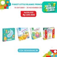 PaketT YOLO Little Islamic Princess