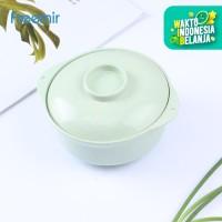 Freemir Mangkuk Wheat Straw/Mangkok Saji Oval/Mangkuk Sup