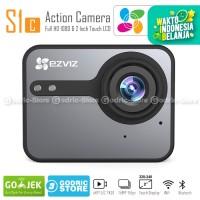 EZVIZ S1C Action Camera 1080 FULL HD Touch Screen Like Xiaomi Yi GoPro - GREY