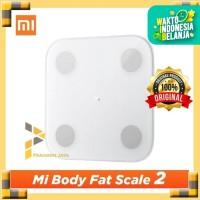 Xiaomi Mi Smart Fat Scale 2 Body Composition Scale Timbangan Pintar