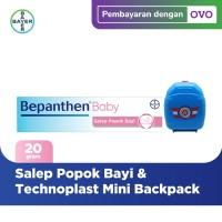 Bepanthen Baby Triple Action 20 gram & Technoplast Mini Backpack