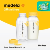 Medela Breastmilk Bottles 250ml (2pcs)