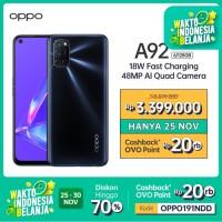 OPPO A92 Smartphone 6GB/128GB (Garansi Resmi)