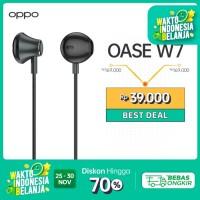 Earphone/Headset In-Ear Headfree W7 OPPO Official Accessories(Garansi)