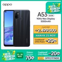 OPPO A53 Smartphone 4GB/64GB (Garansi Resmi)