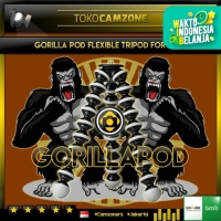 GorillaPod Flexible Tripod - Large Size