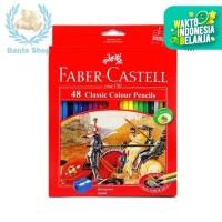 Pensil Warna Faber Castell isi 48