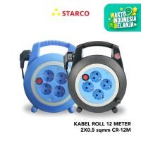 Starco Kabel Roll 12 Meter 2 x 0.5 sqmm CR-12M