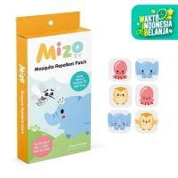 Mizo by Nokito Mosquito Repellent Patch Sticker stiker anti nyamuk