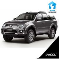 Kaca Film VKOOL Mitsubishi Pajero Sport 2016 Fullbody VK 40 VIP VIP