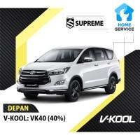 Kaca Film Mobil Depan V-Kool VK40 Toyota Innova Reborn