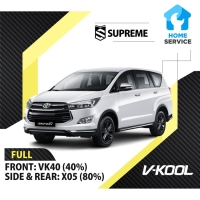 Kaca Film Mobil Full V-Kool Toyota Innova Reborn VK40 + X05