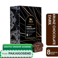 WoCA Krunz Chocolate Dark 8 individual packs