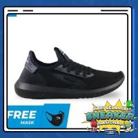 910 Nineten Kazari 1.5 Sepatu Running Unisex Hitam/Hitam - 41