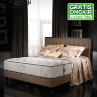 KING KOIL Kasur Springbed Chiro Endorsed (Mattress Only)