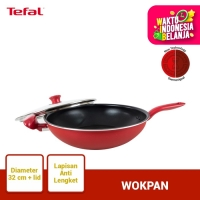 Tefal So Chef Wokpan 32cm + lid