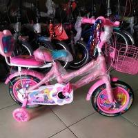 Sepeda Anak Mini 12 Emerson Roda Samping Nyala
