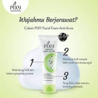 PIXY ANTI ACNE Facial Foam 100ml