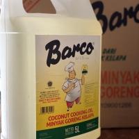 Minyak Goreng Barco 5 Liter Jerigen