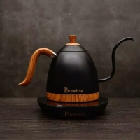 Brewista - Gooseneck Variable Kettle Electric 600ml - Matt Black