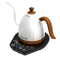 Brewista - Gooseneck Variable Kettle Electric 600ml - Pearl White