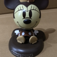 Pajangan Mobil bobble head model Minnie mouse