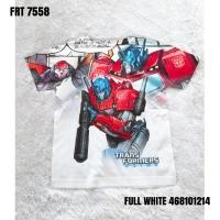 Kaos Anak Furo katun Transformers