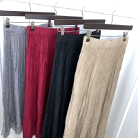 Rok Rajut Panjang / Knit Maxi Skirt Import Variasi Renda - Katlyn Shop