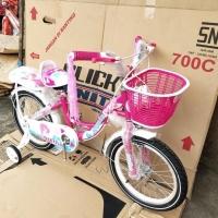 Sepeda Anak Mini Genio Aretha 18 by United