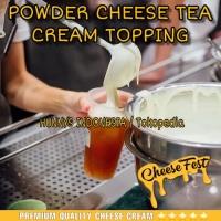 Bubuk Cheese Tea Powder Premium Foam Topping Cream Cheese Minuman Keju