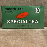 SPECIAL TEA (BIGREEN LEAF BRAND) 1 dus isi 24 kotak kecil (GROSIR)