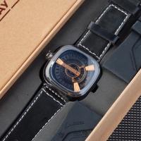 Jam tangan Pria SevenFriday Black FREE TALI RUBBER