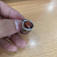 Hissonet Garnet - Orange Gelap