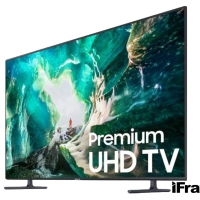 TV LED SAMSUNG 55 Inch 55NU7090 UHD Smart TV 4K Garansi Resmi