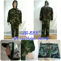 Jas Hujan Army JH-888