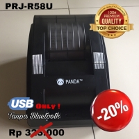 PRINTER THERMAL PANDA POS58MM INTERFACE USB