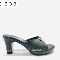 Sendal be-bob Hi heels lizzy 006 Hitam original Product