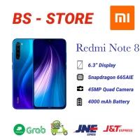 Redmi Note 8 4/64 GB Garansi Resmi Xiaomi