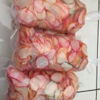 Kerupuk bawang/ikan/udang 250 gram