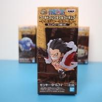 WCF One Piece Treasure Rally (box coklat) Monkey D Luffy G4