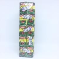 Tong Tji Premium 10gr Jasmine Tea per slop isi 50 pcs