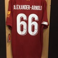 Original Jersey Liverpool home 2019-20 Alexander arnold Cup BNWT