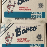 Minyak Goreng Barco Refill 2 Liter Dus isi 6